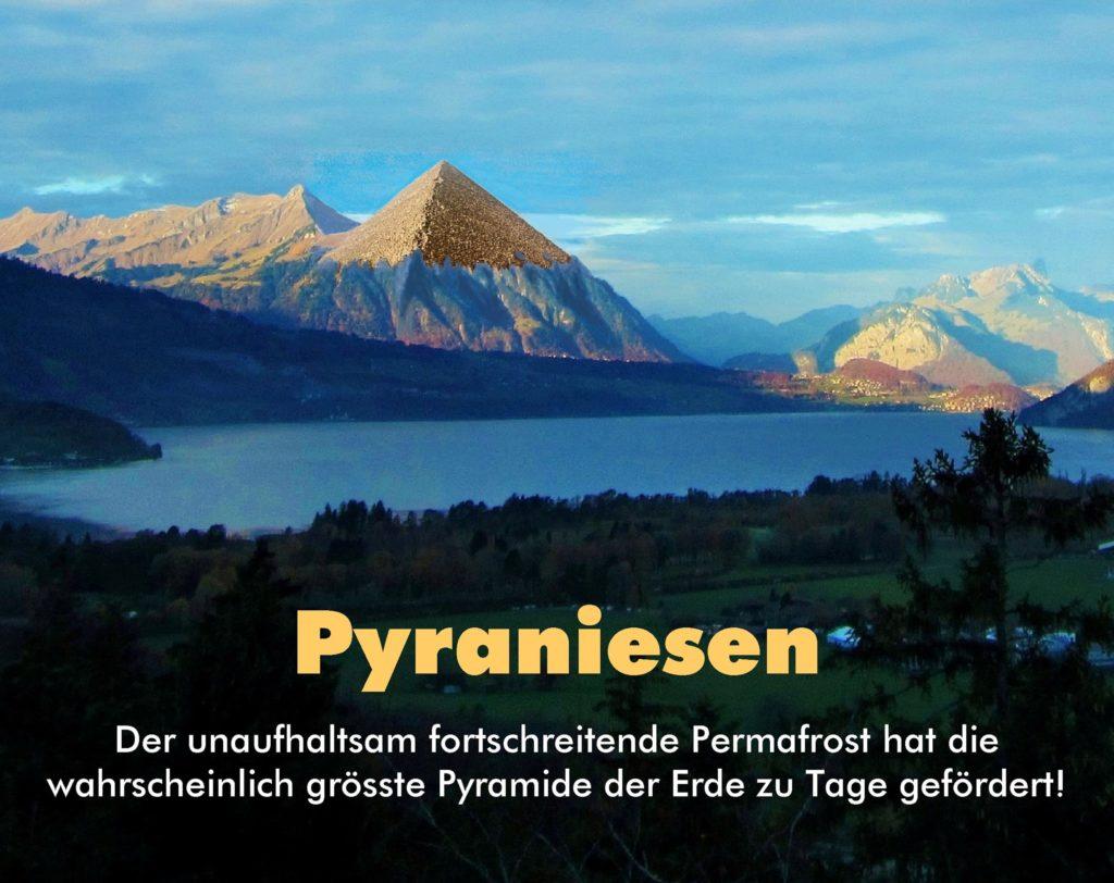 Niesen, Pyramide oder Timeular-Würfel?